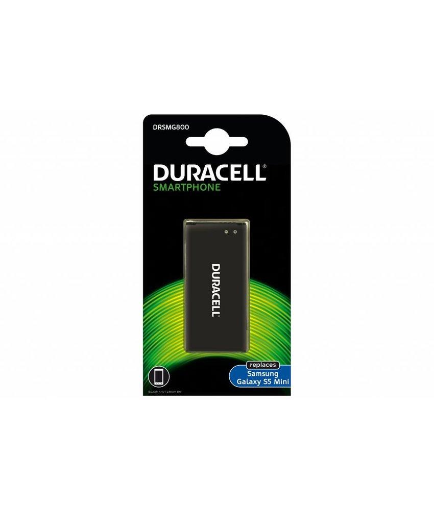 Duracell 2050 mAh batterij Samsung Galaxy S5 Mini