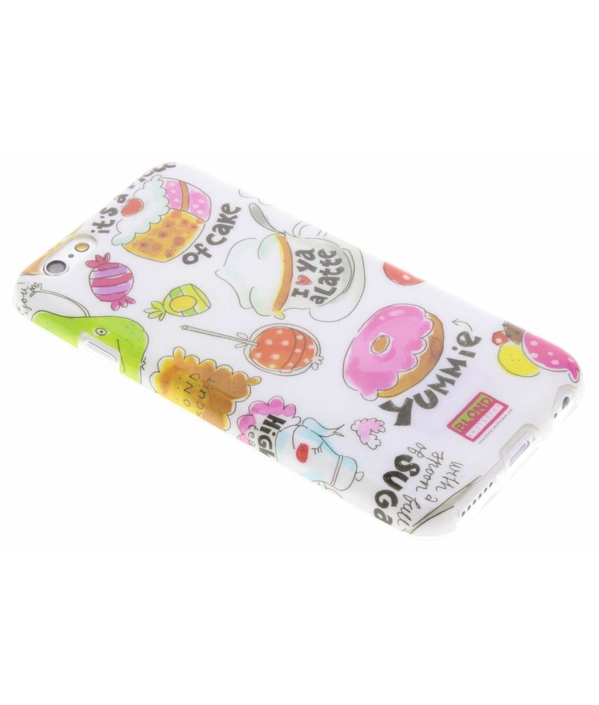 Blond Amsterdam A Piece Of Cake Softcase iPhone 6 / 6s