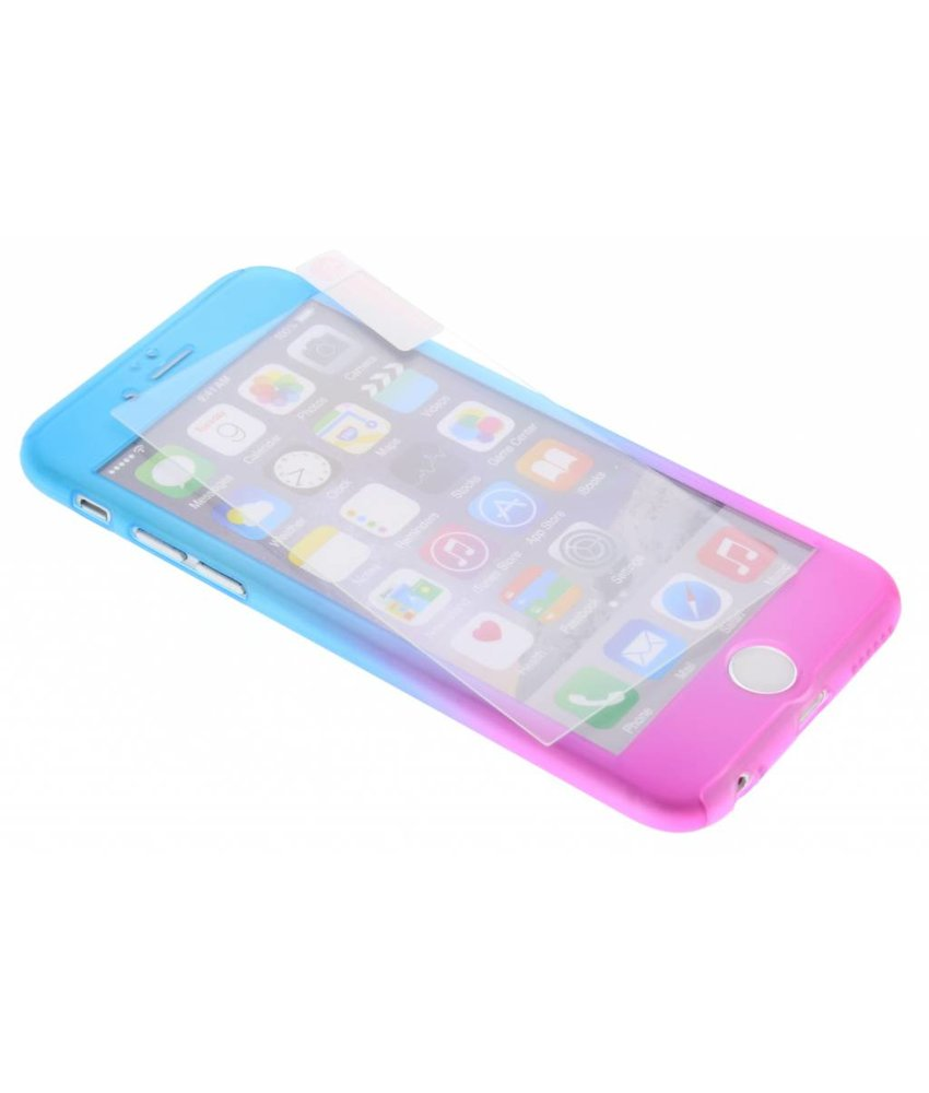 Tweekleurig 360º protect case iPhone 6 / 6s