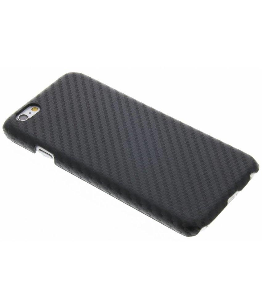 Carbon look hardcase hoesje iPhone 6 / 6s