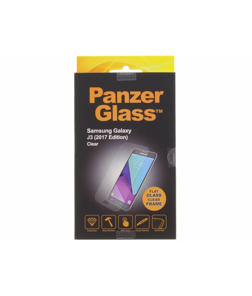 PanzerGlass Screenprotector Samsung Galaxy J3 (2017)