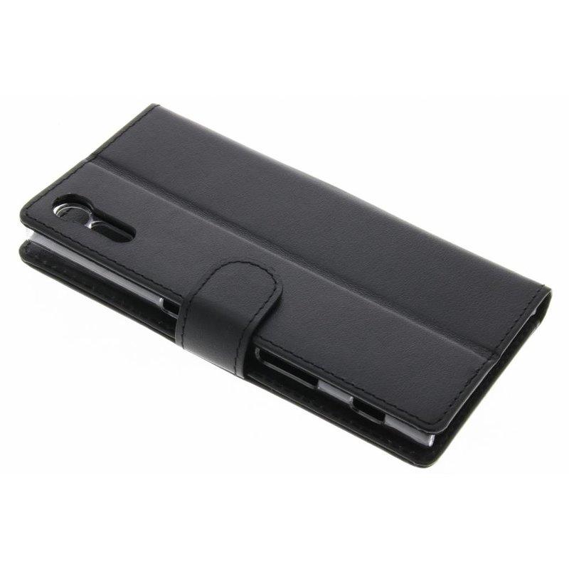 Livret Brun Luxe Classique Pour Sony Xperia Xz xkJT8JJ71