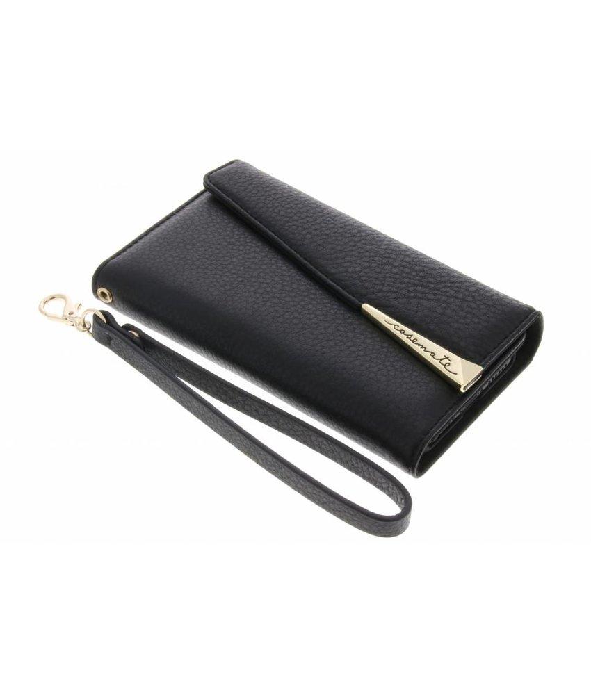 Case-Mate Zwart Folio Wristlet iPhone X