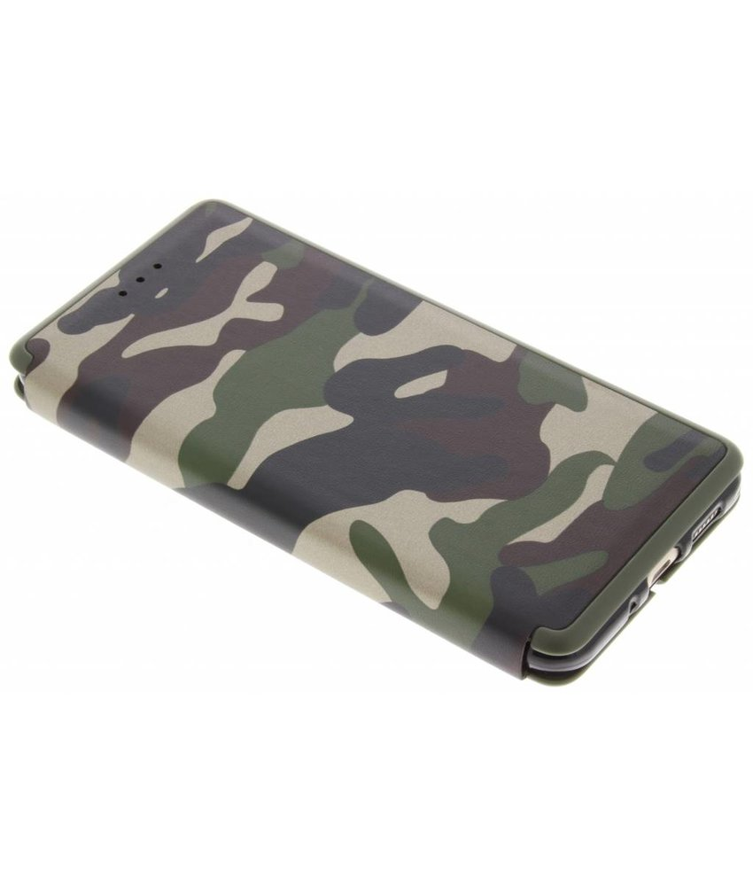 Army Slim Folio Case Huawei P10 Lite