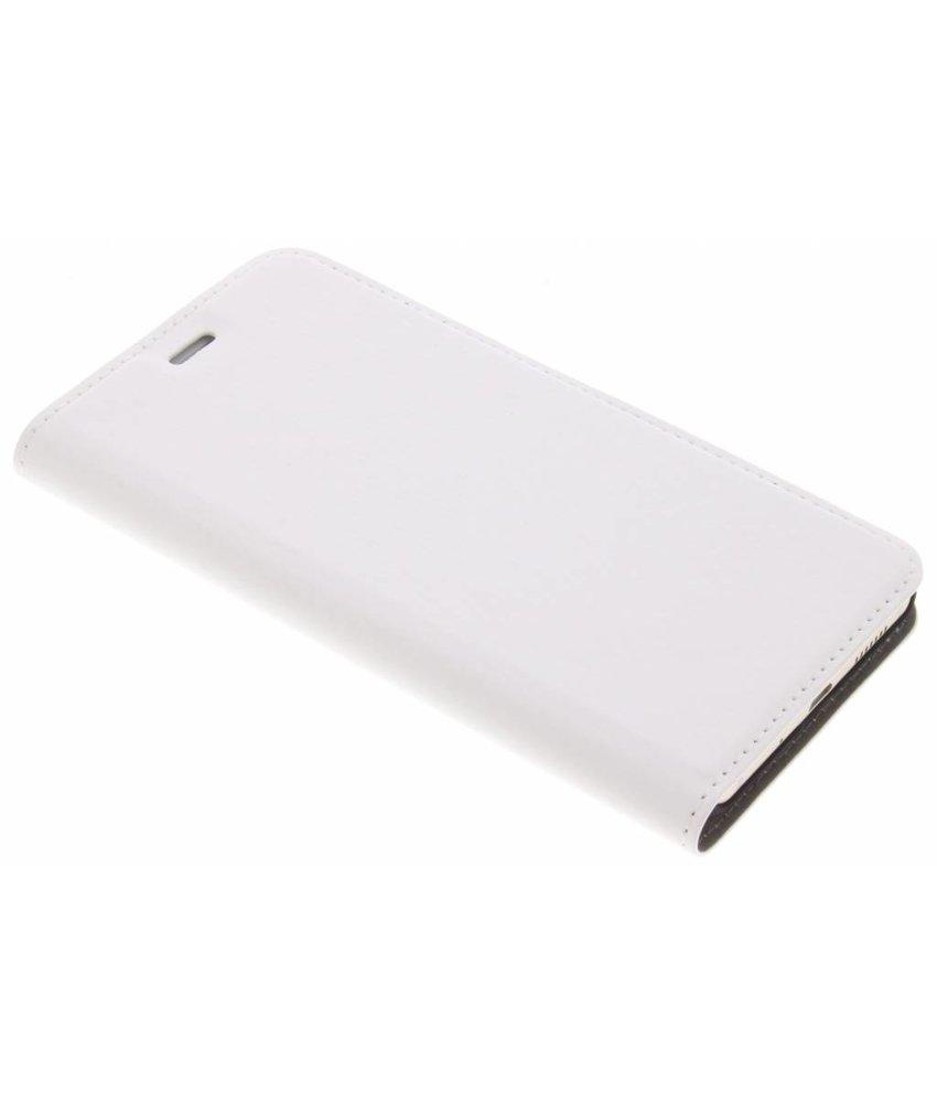 Wit Effen Booklet Huawei P10 Lite