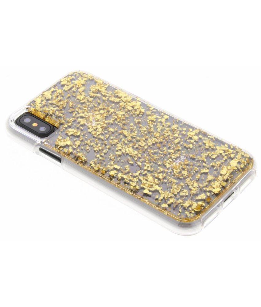 Case-Mate Goud Karat Case iPhone X