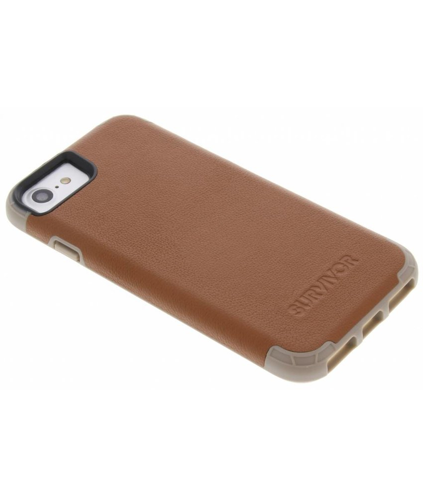 Griffin Survivor Prime Leather Case iPhone 8 / 7 / 6s / 6