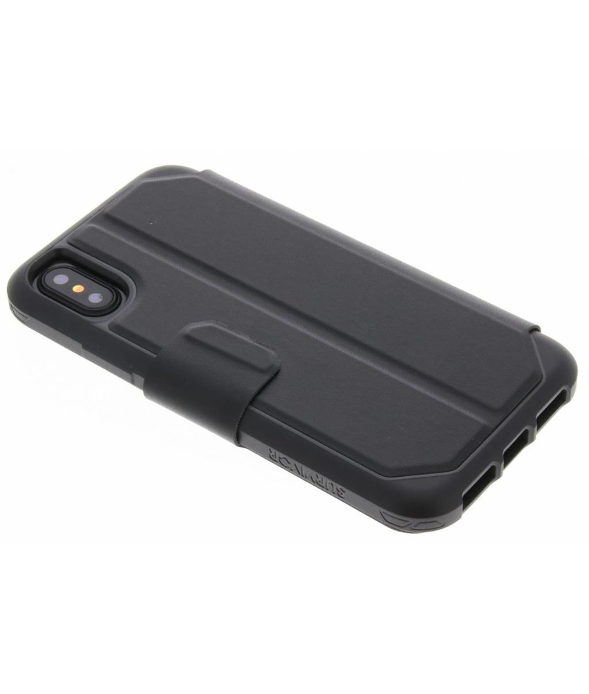 Griffin Survivor Strong Wallet Case iPhone Xs / X