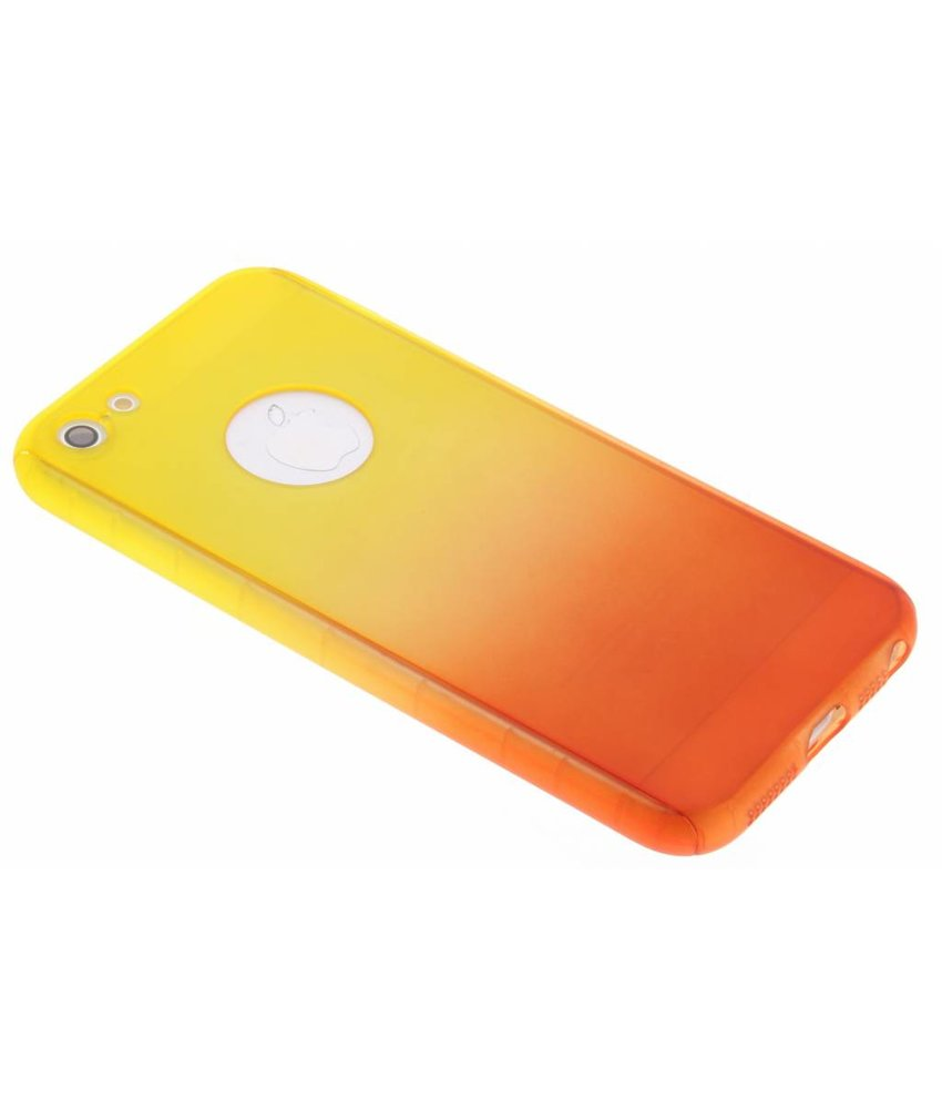Tweekleurig 360º protect case iPhone 5 / 5s / SE
