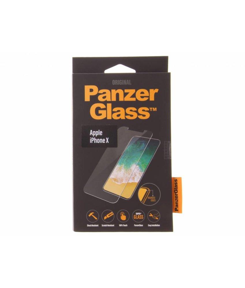 PanzerGlass Screenprotector iPhone Xs / X