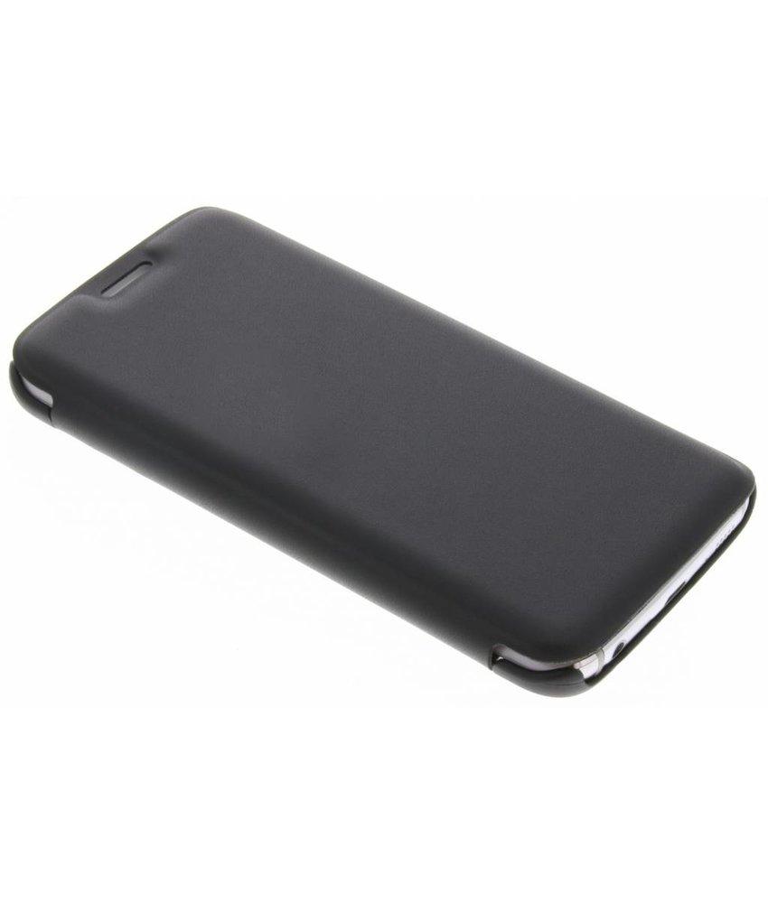 Be Hello Zwart Book Case Samsung Galaxy S6 Edge