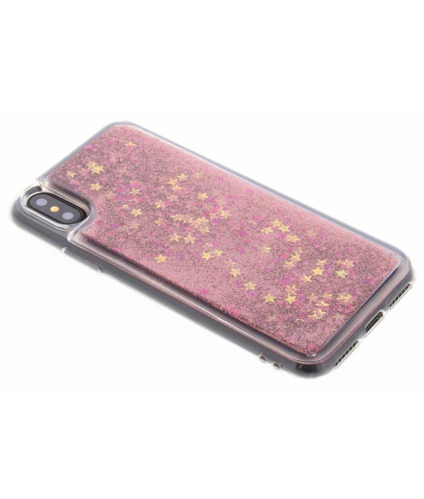 Liquid Glitter Case iPhone X