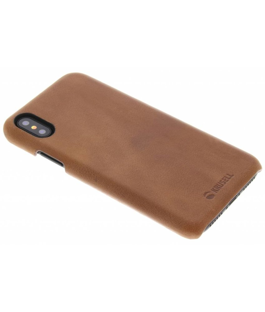 Krusell Bruin Sunne Cover iPhone Xs / X
