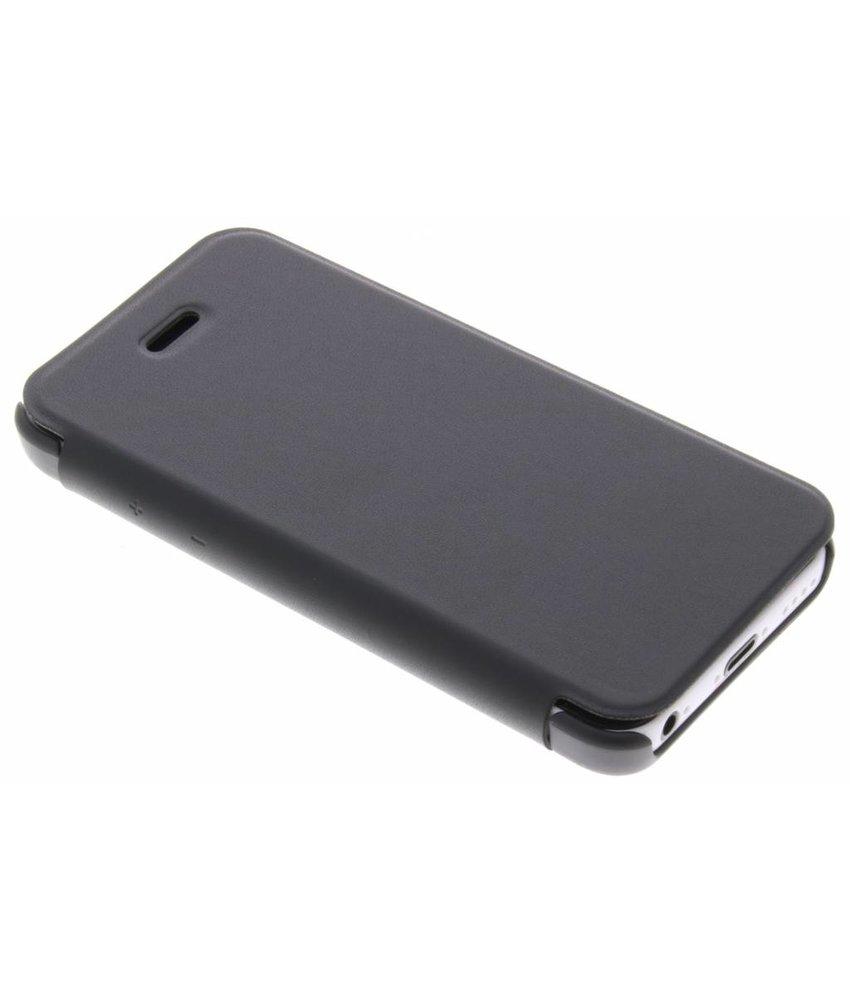 Be Hello Zwart Book Case iPhone 5c