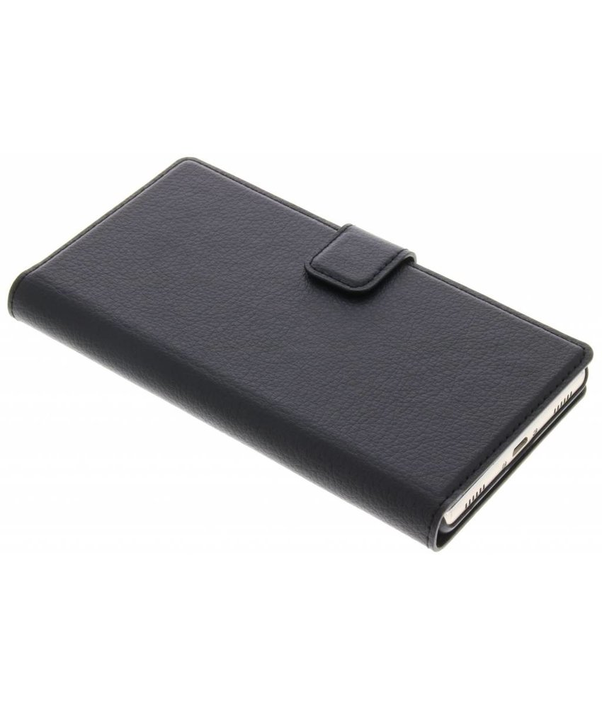 Be Hello Zwart Wallet Case Huawei P8