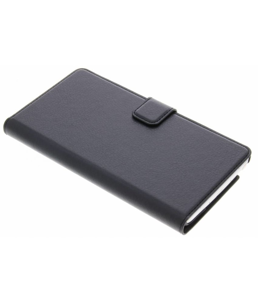 Be Hello Zwart Wallet Case Samsung Galaxy Note 4