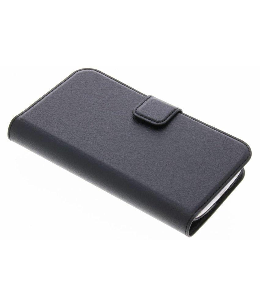 Be Hello Zwart Wallet Case Samsung Galaxy Ace 4