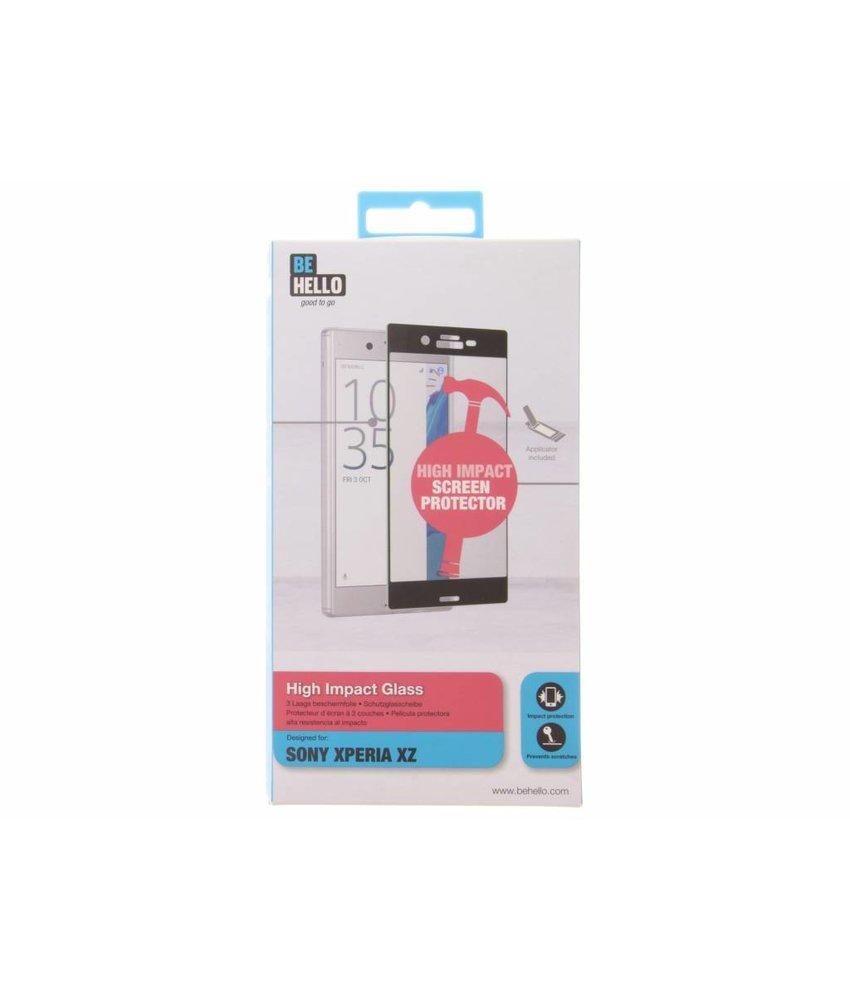 Be Hello High Impact Glass Screenprotector Sony Xperia XZ