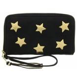 Fabienne Chapot Zwarte Universele Phone Wallet