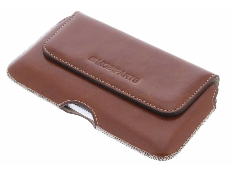 Mobiparts Oaked Cognac Excellent Belt Case - Size 3XL