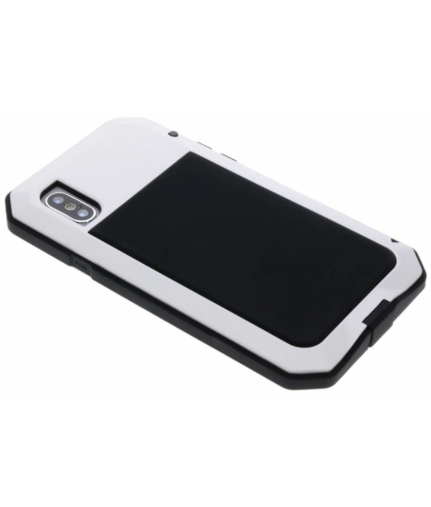 Zilver Giant Extreme protect case iPhone X