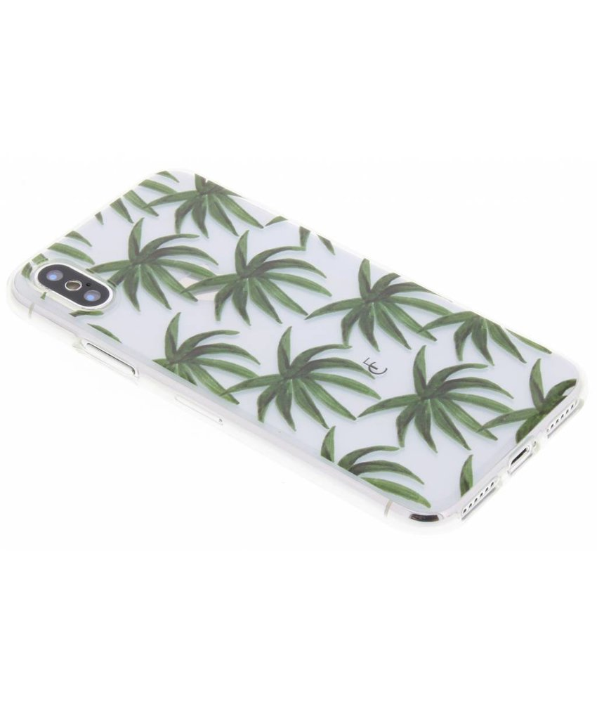 Fabienne Chapot Leafs Softcase iPhone Xs / X