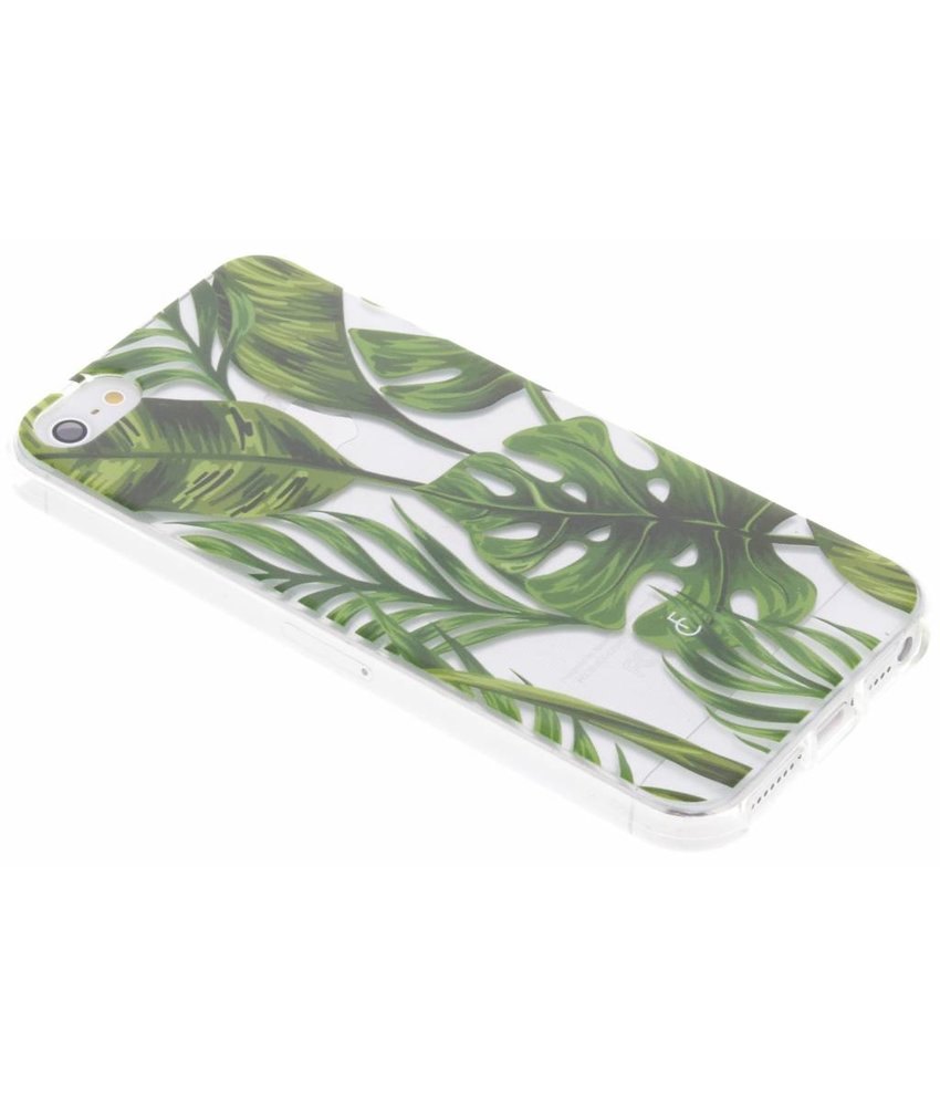 Fabienne Chapot Monstera Leafs Softcase iPhone 5 / 5s / SE