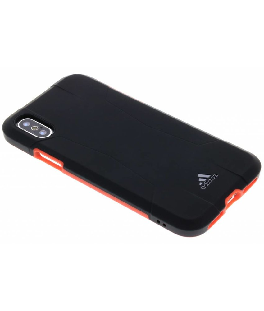 adidas Sports Zwart Solo Case iPhone Xs / X
