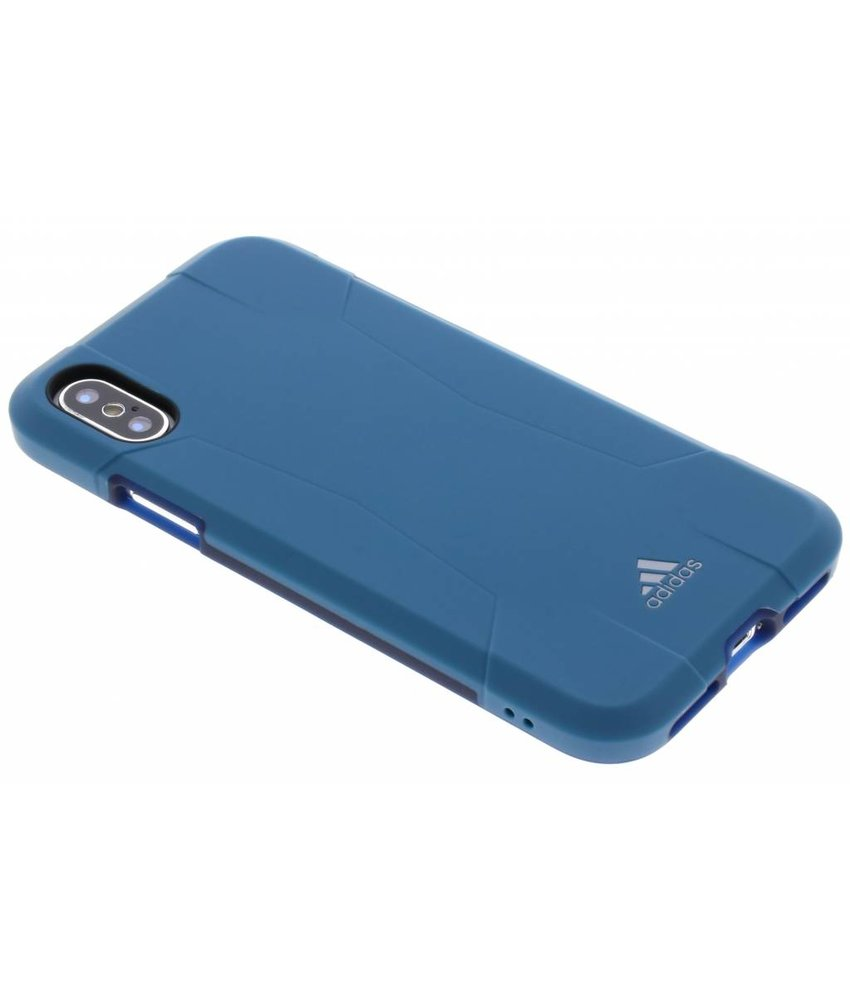 adidas Sports Blauw Solo Case iPhone X