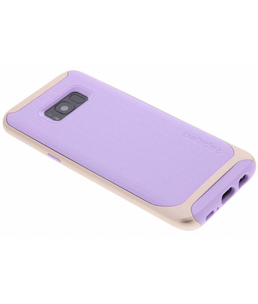 Spigen Paars Neo Hybrid Case Samsung Galaxy S8 Plus
