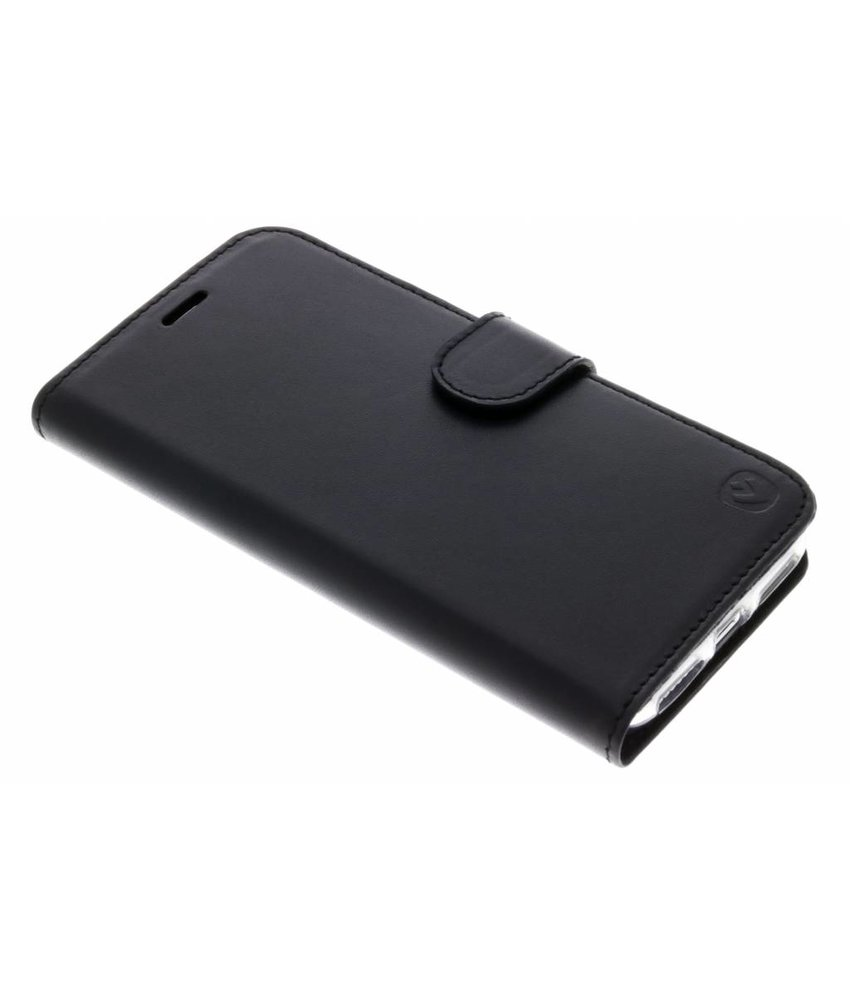 Valenta Zwart Booklet Premium iPhone Xs / X