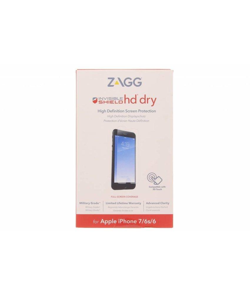 ZAGG Invisible Shield HD Dry Screenprotector iPhone 8 / 7 / 6(s)