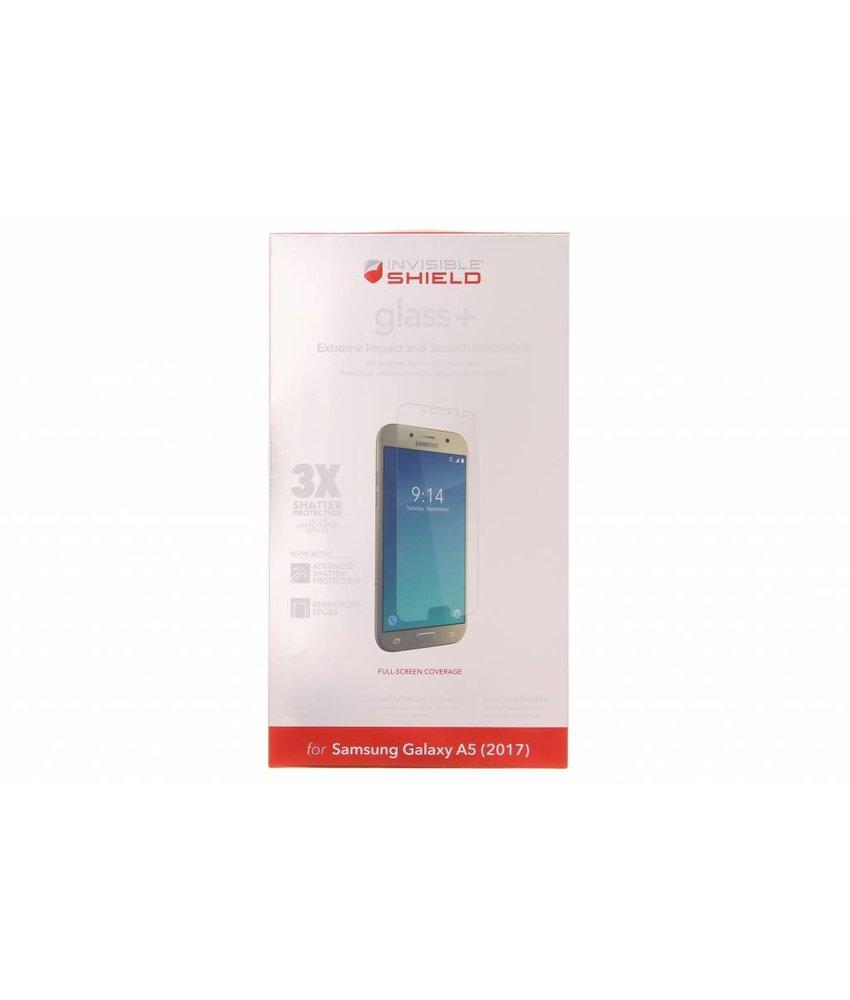 ZAGG InvisibleShield Glass+ Screenprotector Galaxy A5 (2017)