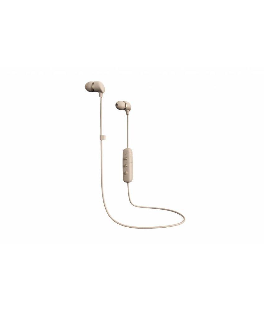 Happy Plugs Goud Wireless In-Ear Bluetooth Headphones