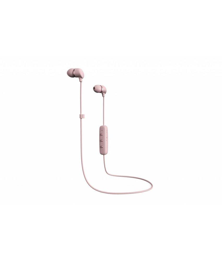 Happy Plugs Rosé Goud Wireless In-Ear Bluetooth Headphones