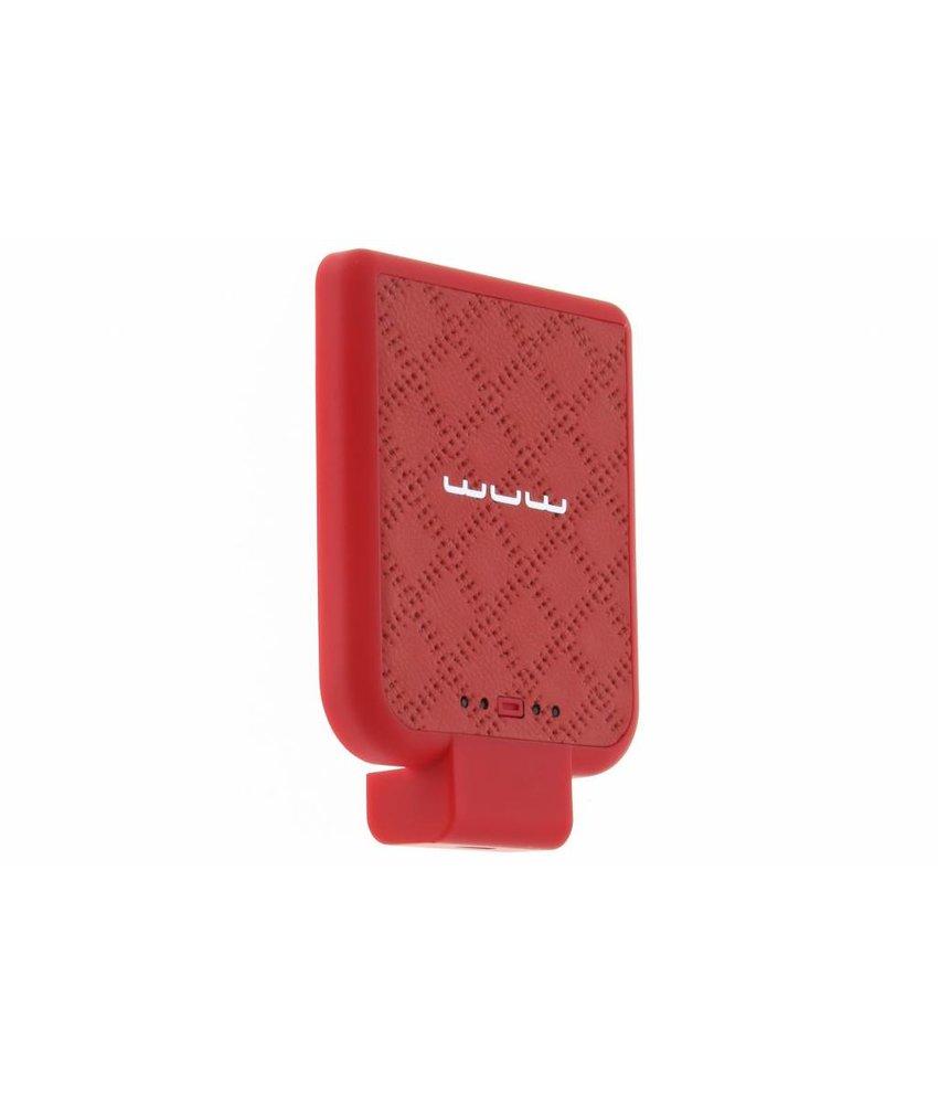 Backclip Powerbank Micro-USB - 2200 mAh