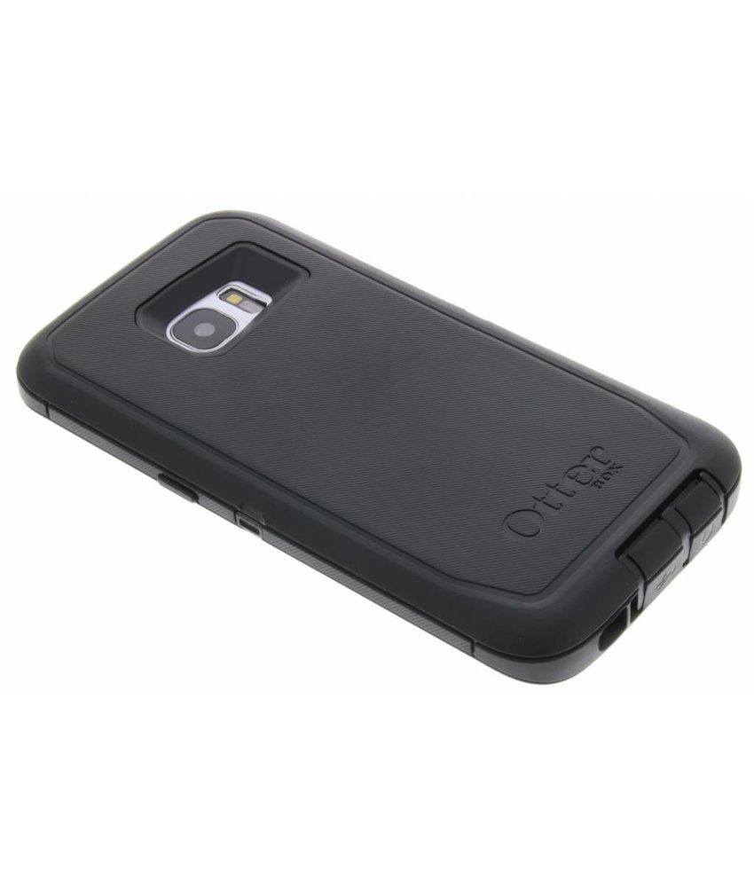 OtterBox Defender Rugged Case Samsung Galaxy S7 Edge - Zwart