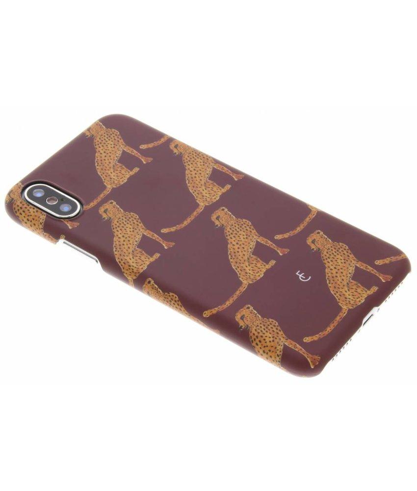 Fabienne Chapot Cheetah Hardcase iPhone X