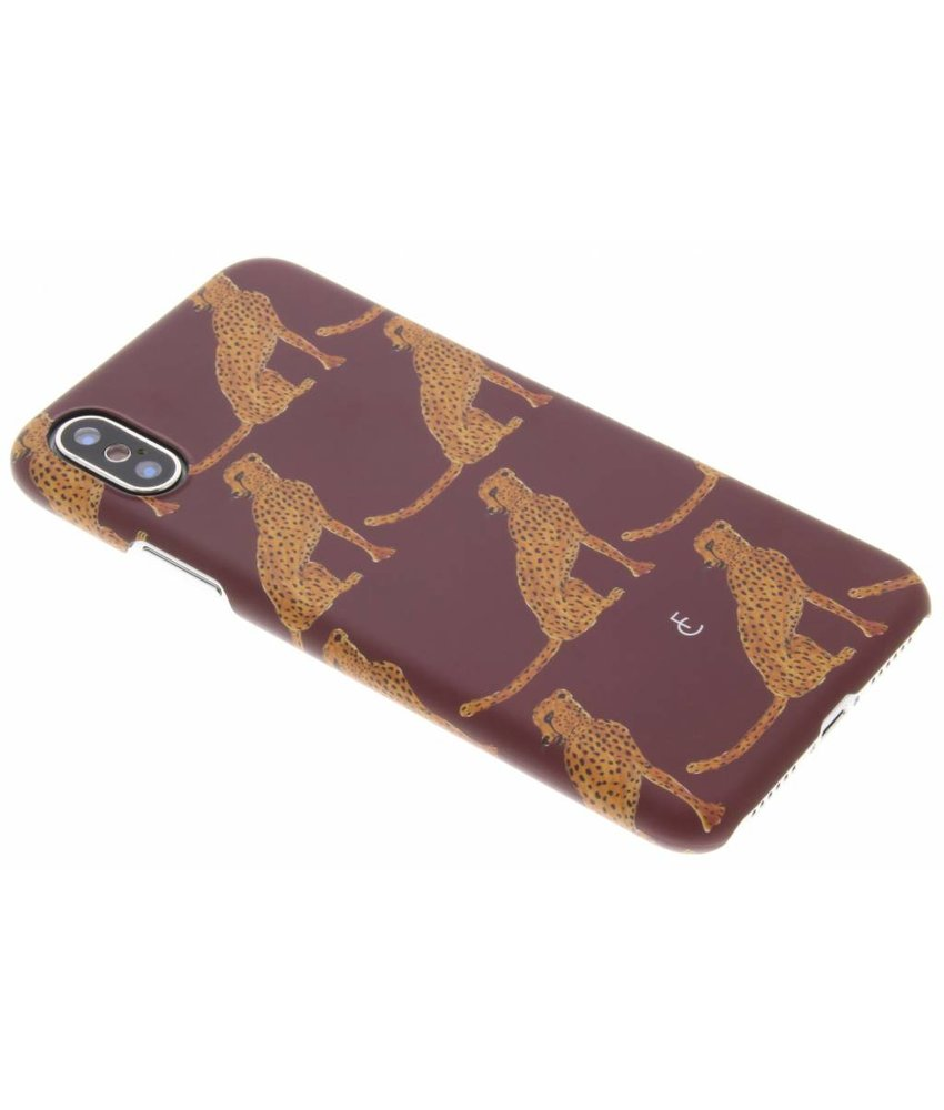 Fabienne Chapot Cheetah Hardcase iPhone Xs / X