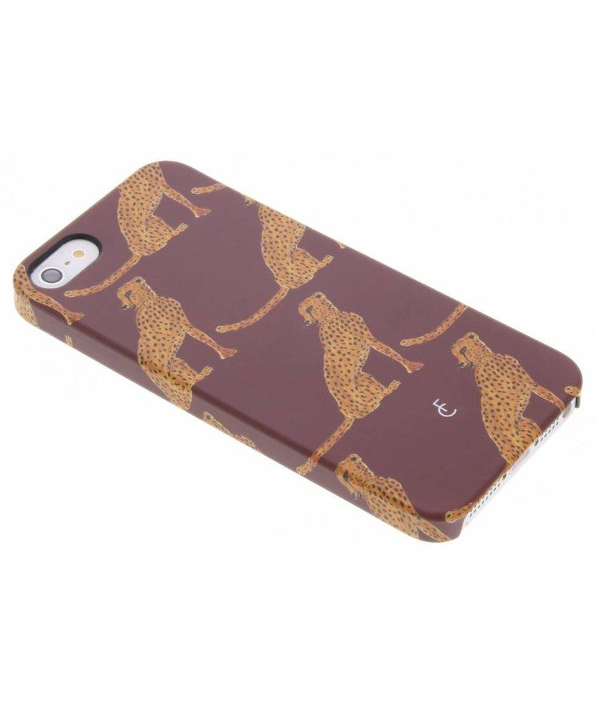 Fabienne Chapot Cheetah Hardcase iPhone 5 / 5s / SE