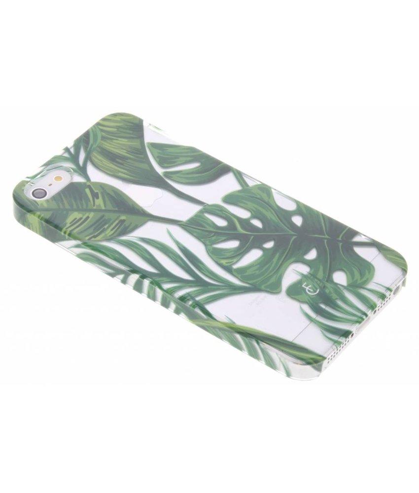 Fabienne Chapot Monstera Leafs Hardcase iPhone 5 / 5s / SE