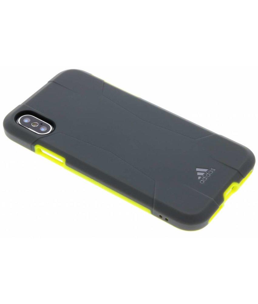 adidas Sports Grijs / Groen Solo Case iPhone X