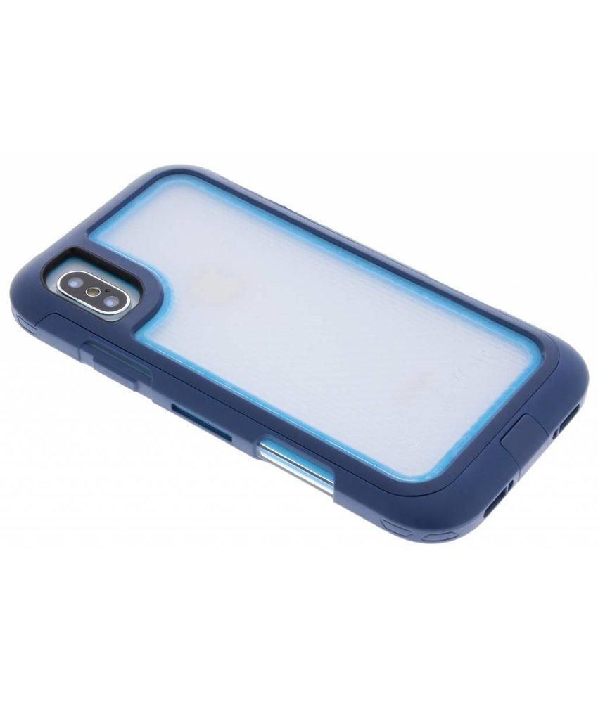 Griffin Blauw Survivor Extreme 360° Protection Case iPhone X