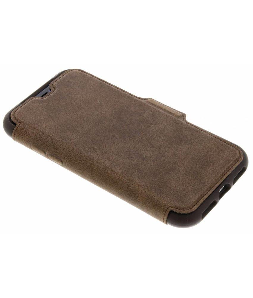 OtterBox Bruin Strada Book Case iPhone X