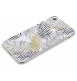 Botanic design siliconen hoesje voor de iPhone 8 / 7