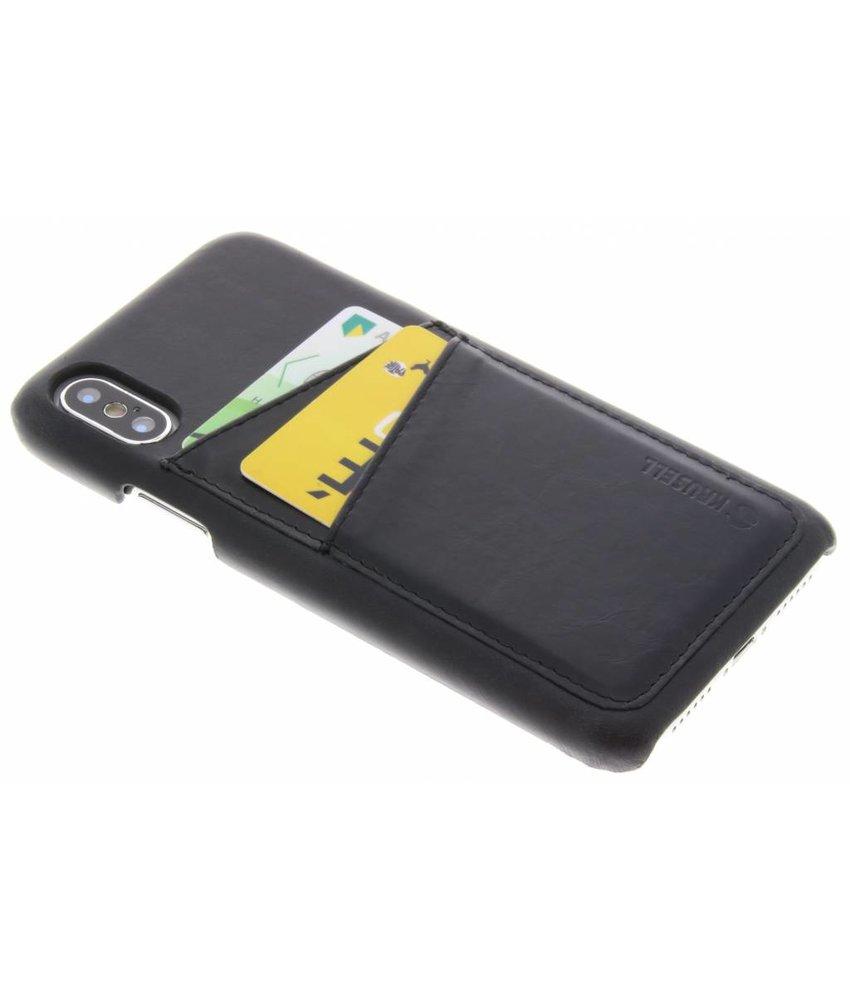 Krusell Tumba 2 Card Cover iPhone Xs / X