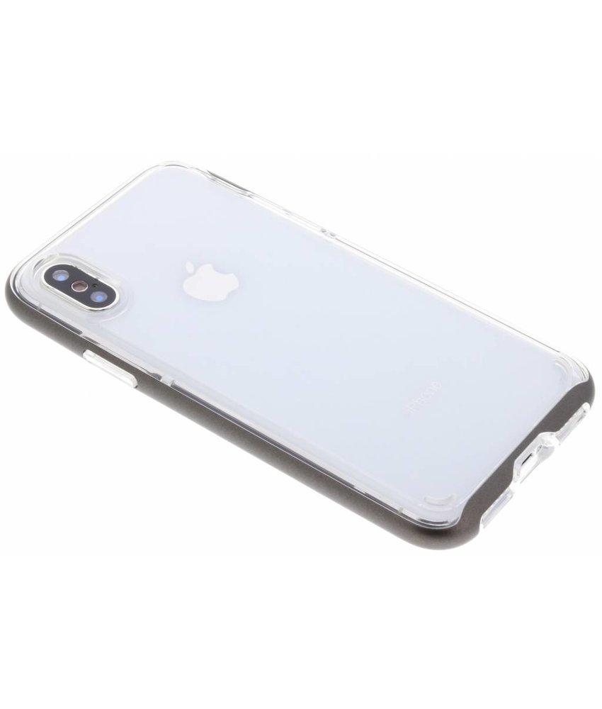 Spigen Zilver Neo Hybrid Crystal Case iPhone X