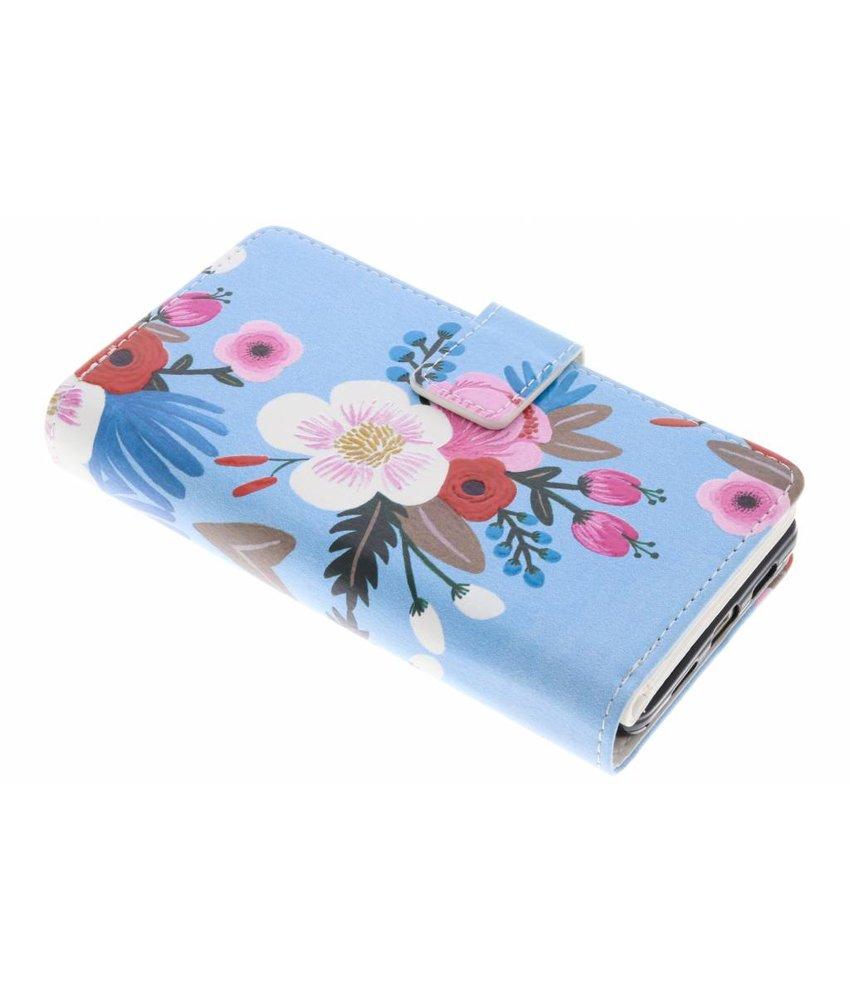 Design TPU portemonnee Huawei P8 Lite