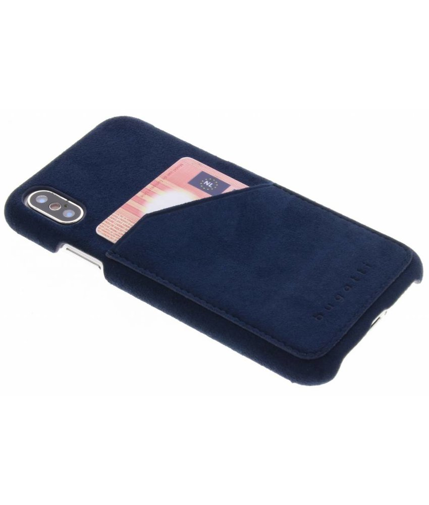 Bugatti Londra Ultrasuede iPhone X