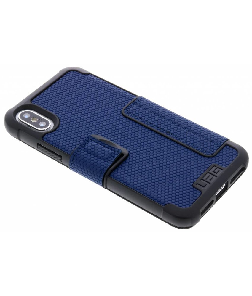 UAG Blauw Metropolis Case iPhone X